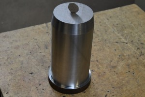 120mm x 220mm Drilled Pin