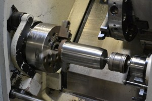 special pin manufactured on cnc machine