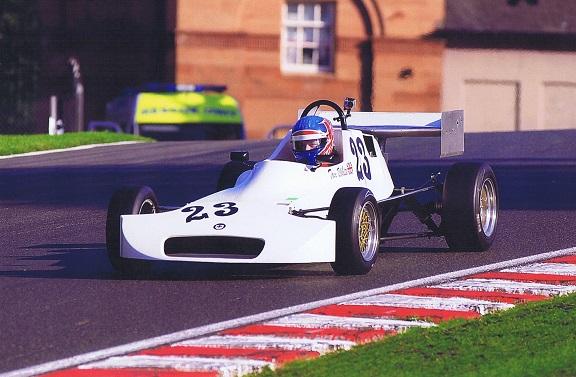 tom white 1977 crossle formula ford fasteners