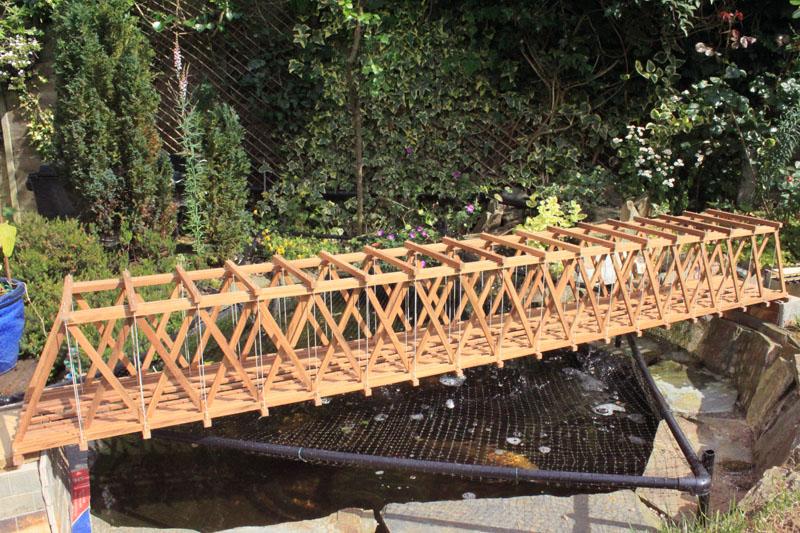 model railway bridge fasteners
