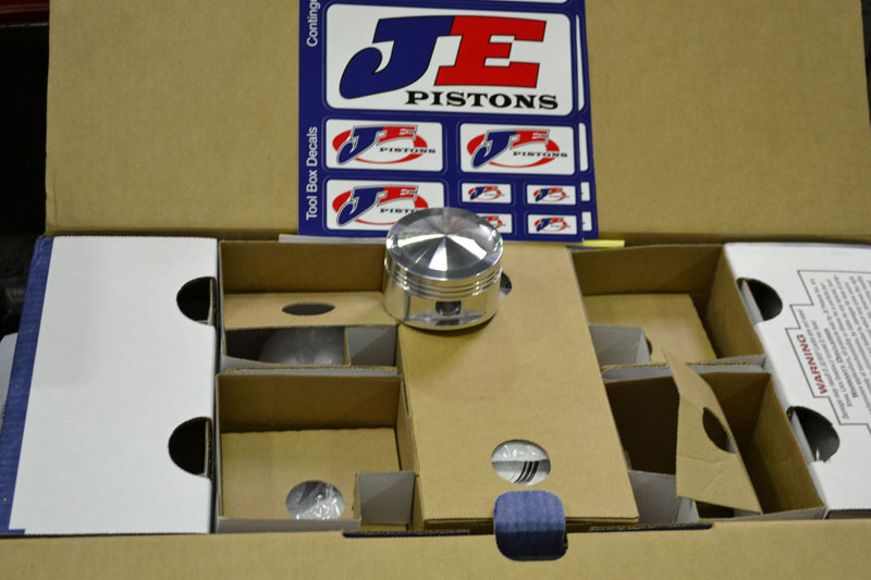 v12 engine pistons for classic car restoration