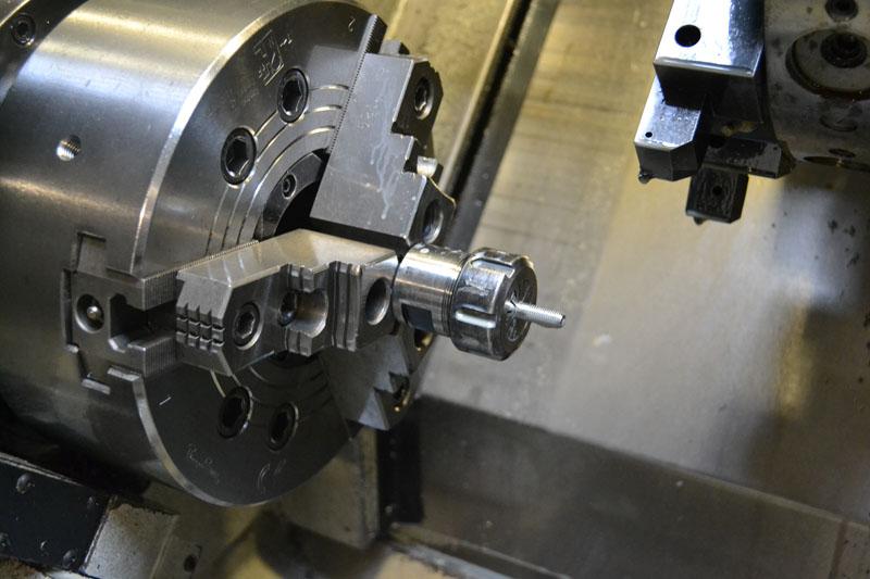 v12 engine studs cnc machined grade 10.9