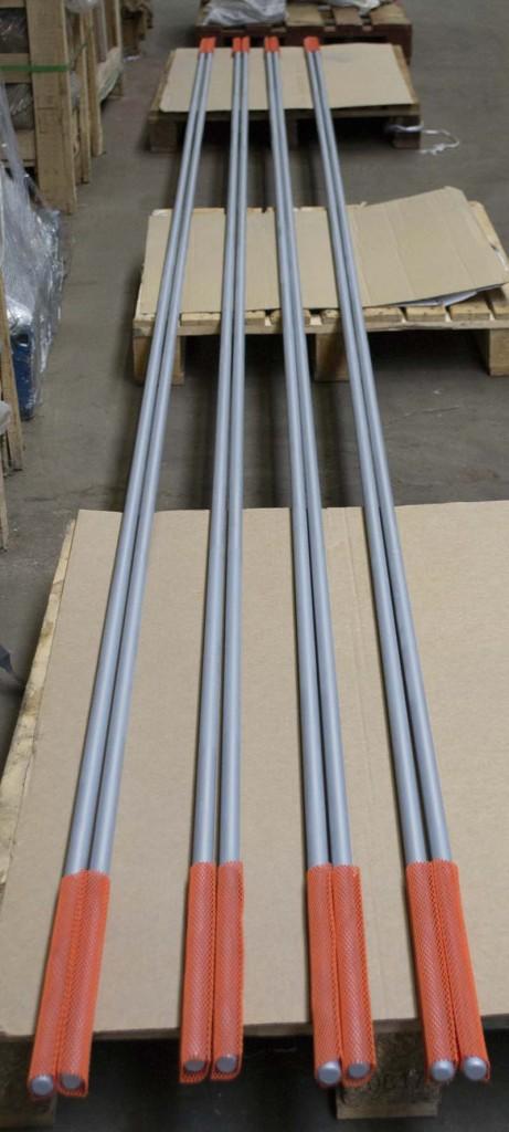 M20 x 6 metre tie bars galv oil & gas fasteners