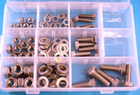 UNC Assorted Fastener Packs