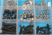 UNF Assorted Fastener Packs
