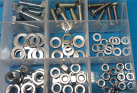 Metric Assorted Fastener Packs