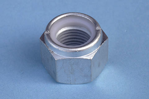 5//16 UNC Stainless Steel A2 Nylock Lock Nut 10 Pack