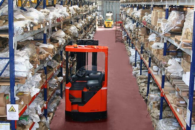TSF Warehouse