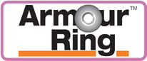 Armour Rings - ensure fasteners are tamper resistant